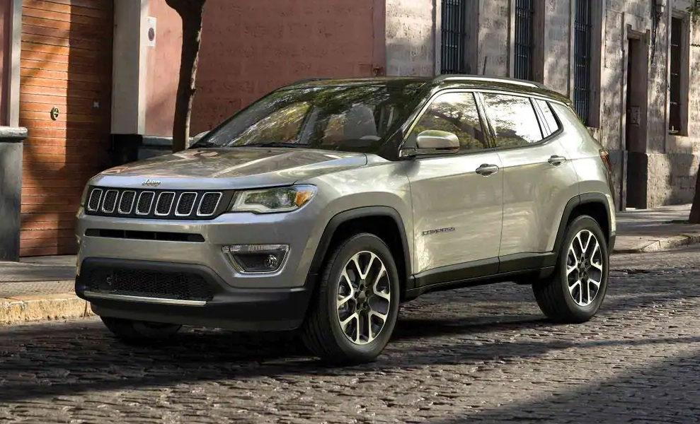 Kokomo IN - 2019 Jeep Compass's Overview