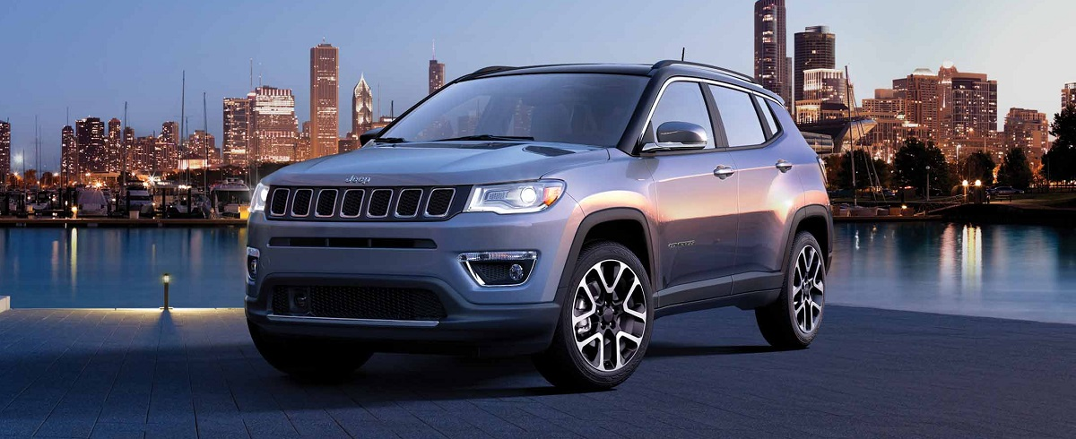 Clinton Area 2019 Jeep Compass