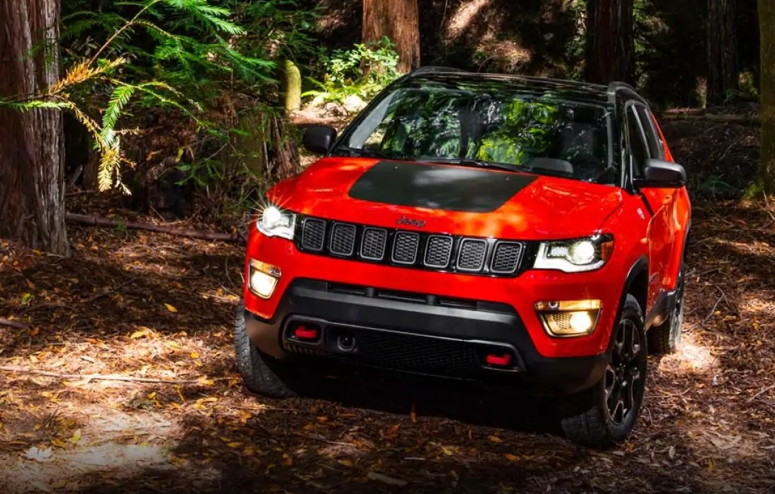 Marion IN - 2019 Jeep Compass's Overview