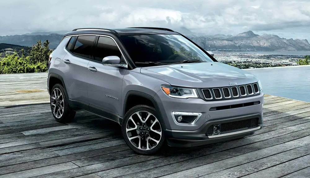 Denver CO - 2019 Jeep Compass's Exterior