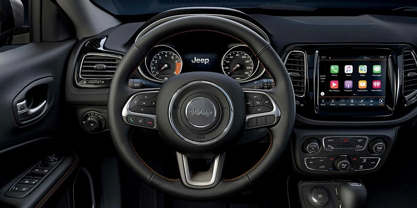 Boulder Colorado - 2019 Jeep Compass's Interior