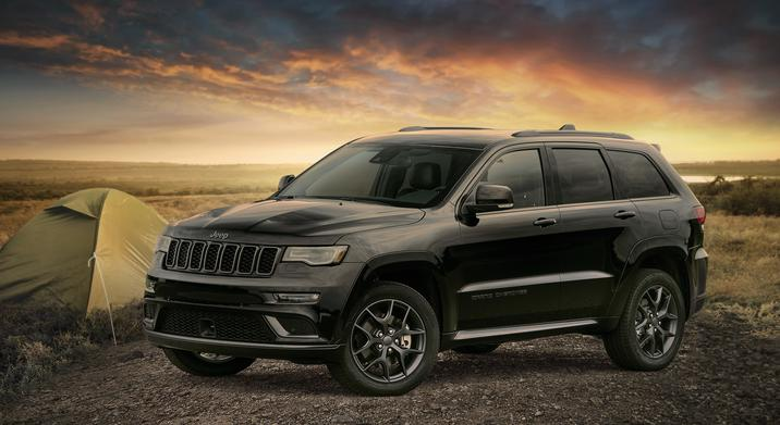 Kokomo IN - 2019 Jeep Grand Cherokee's Overview
