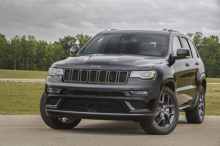 Clinton IA - 2019 Jeep Grand Cherokee's Overview