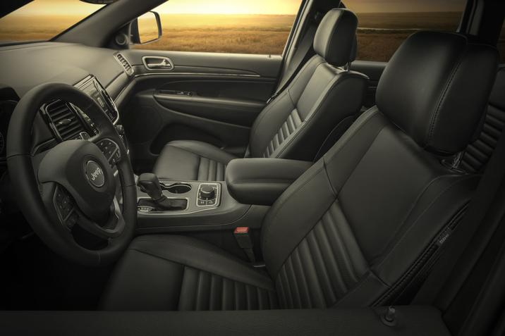 Wabash Indiana - 2019 Jeep Grand Cherokee's Interior