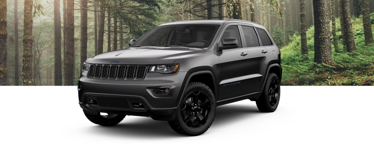 2019 Jeep Grand Cherokee Upland Limited Edition - Boulder CO