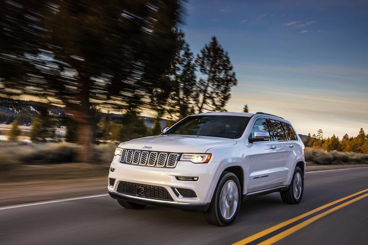 Denver CO - 2019 Jeep Grand Cherokee's Overview