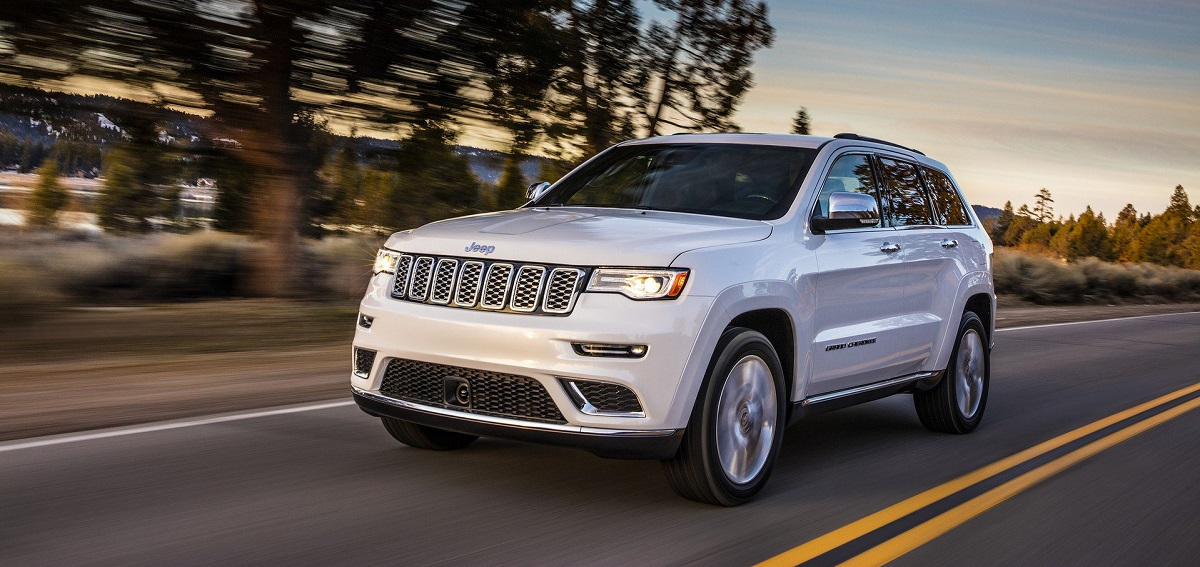 2019 Jeep Grand Cherokee Lease and Specials in Lexington North Carolina