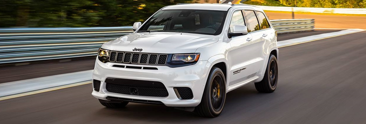 Clinton Area - 2019 Jeep Grand Cherokee