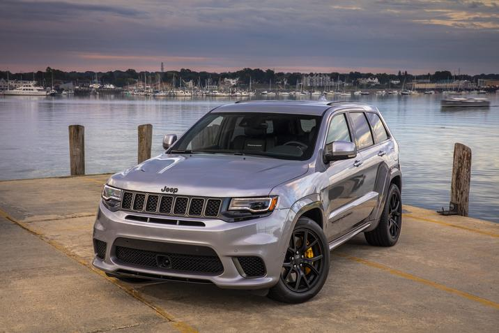 Thornton Area - 2019 Jeep Grand Cherokee's Exterior
