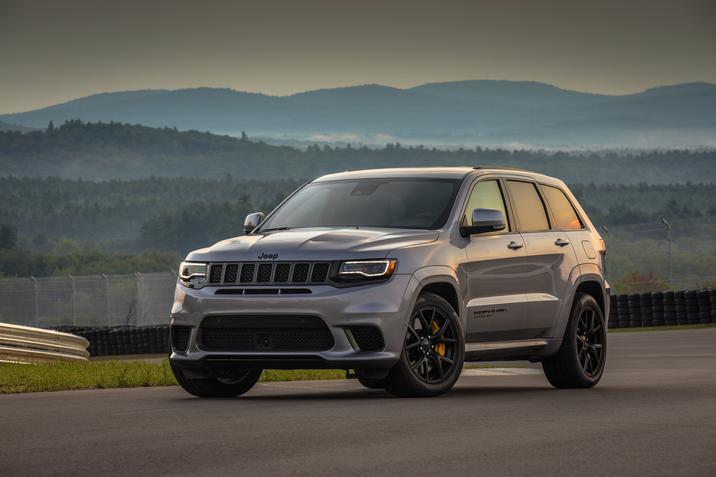 Loveland CO - 2019 Jeep Grand Cherokee's Exterior