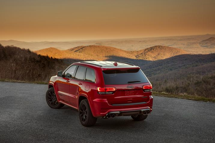 Wabash IN - 2019 Jeep Grand Cherokee's Exterior