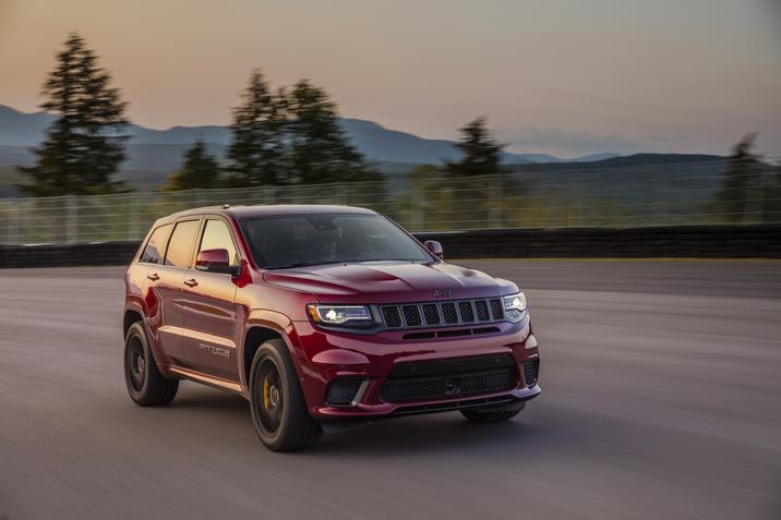 Golden CO - 2019 Jeep Grand Cherokee's Exterior