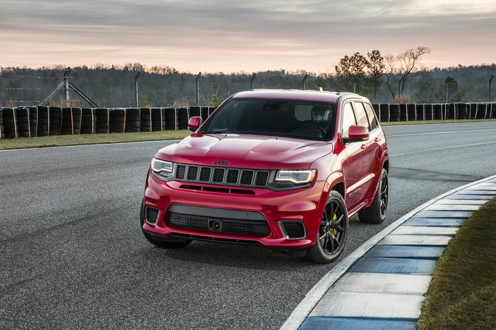 Davenport Iowa - 2019 Jeep Grand Cherokee Overview