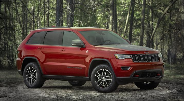 2020 Jeep Grand Cherokee Review - Maquoketa Iowa