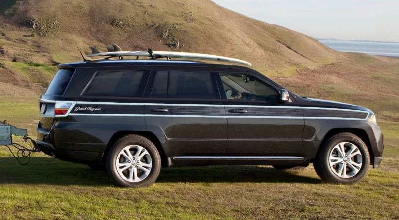 Future 2019 Jeep Grand Wagoneer In Boulder Colorado Pollard Jeep