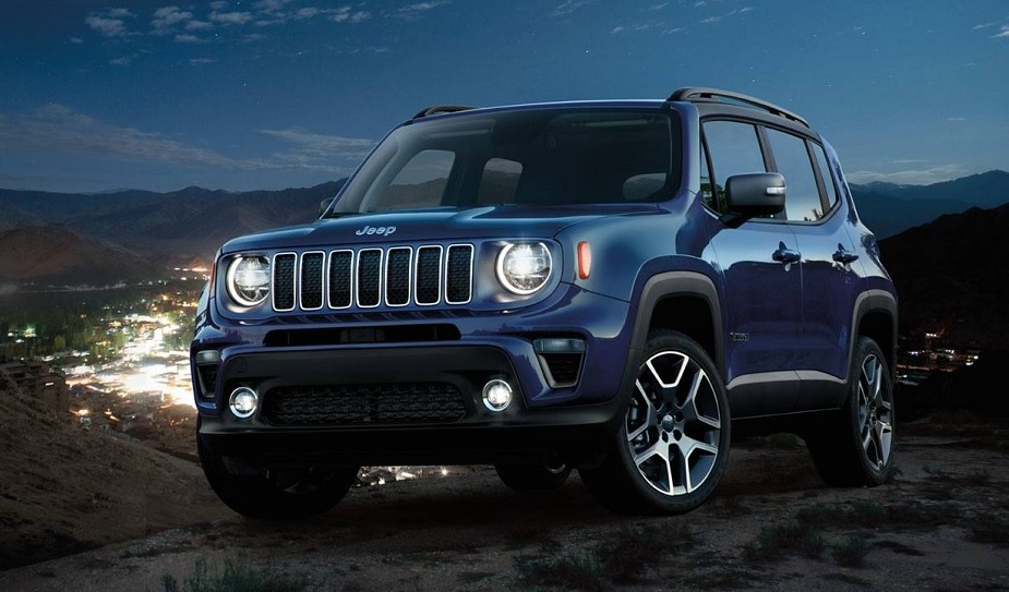 Bettendorf IA - 2019 Jeep Renegade Exterior
