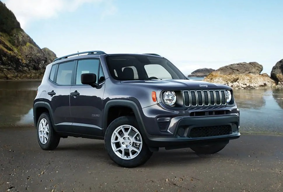 Dewitt IA - 2019 Jeep Renegade Mechanical
