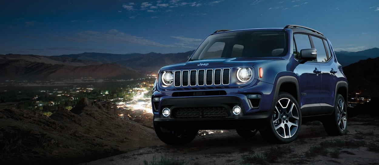 Exterior 2019 Jeep Renegade near Golden CO