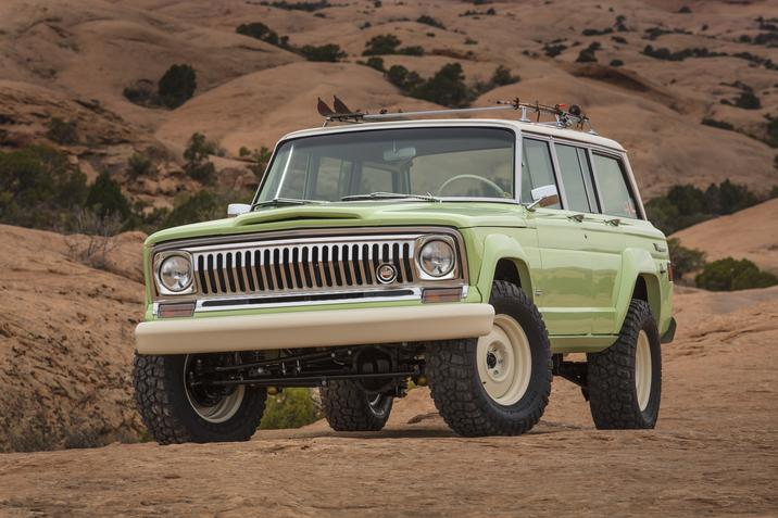 Future 2019 Jeep Wagoneer - Boulder Colorado