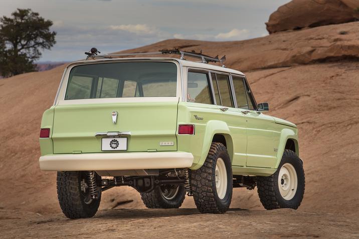 Boulder Colorado - Future 2019 Jeep Wagoneer's Exterior
