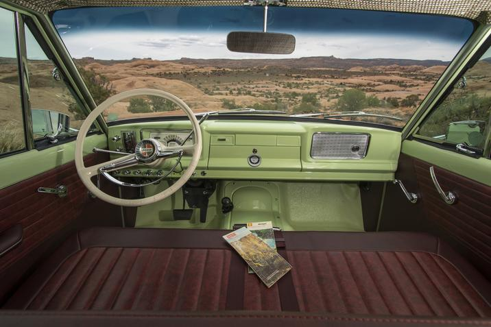 Boulder Colorado - Future 2019 Jeep Wagoneer's Interior