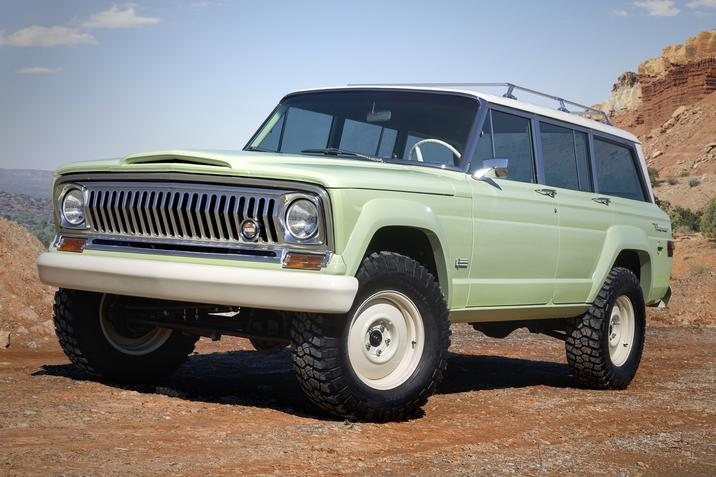 Boulder Colorado - Future 2019 Jeep Wagoneer's Overview