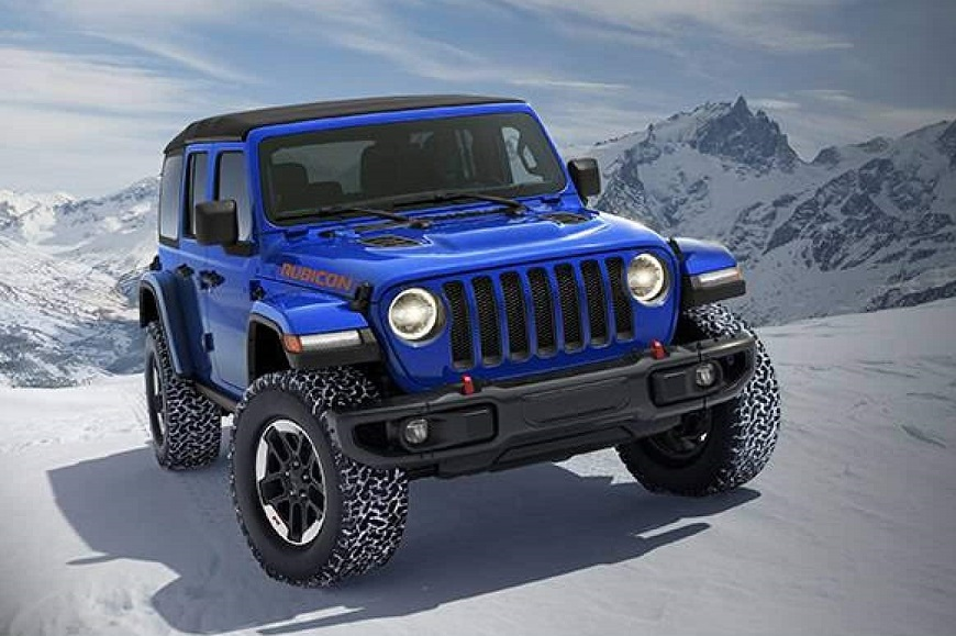 Jeep dealer serving Westbury, NY - 2019 Jeep Wrangler