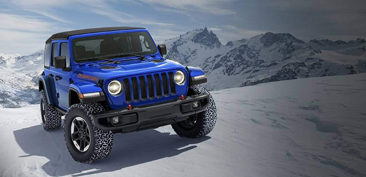 Why Buy 2019 Jeep Wrangler near Denver CO