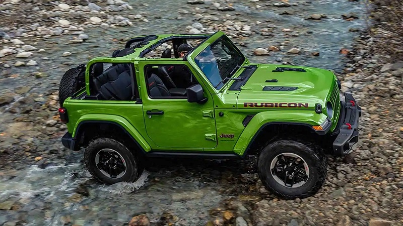 Denver CO - 2019 Jeep Wrangler's Exterior