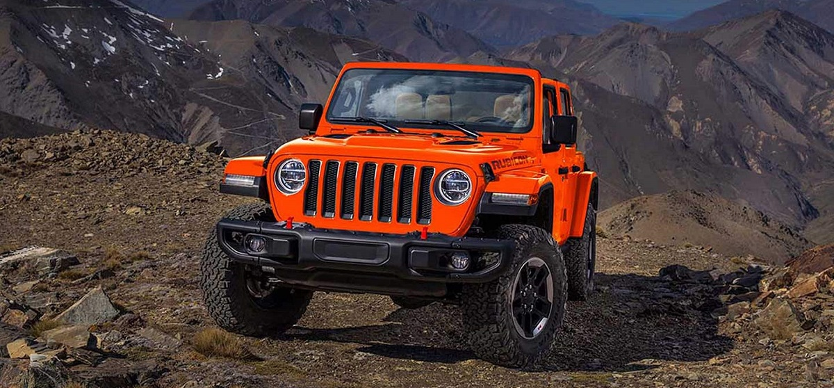 Trim Levels - 2019 Jeep Wrangler near Kernersville NC