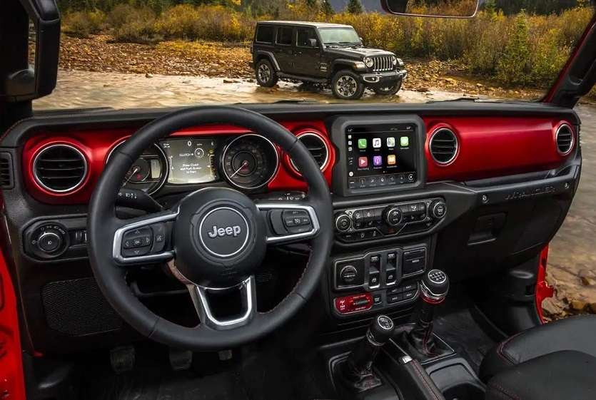 Boulder CO - 2019 Jeep Wrangler's Interior