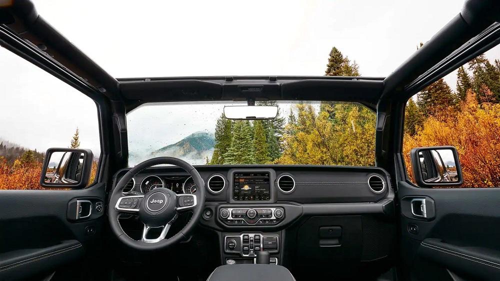 Boulder CO - 2019 Jeep Wrangler Altitude Limited Edition's Interior