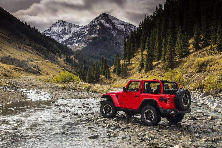 Boulder CO - 2019 Jeep Wrangler's Mechanical
