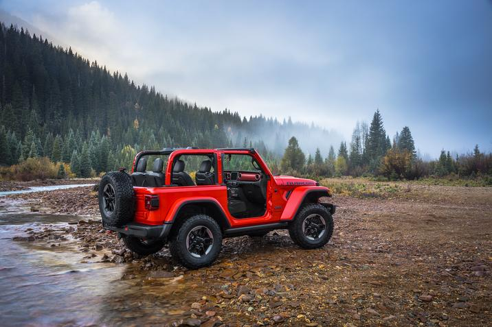 Clemmons NC - 2019 Jeep Wrangler's Mechanical