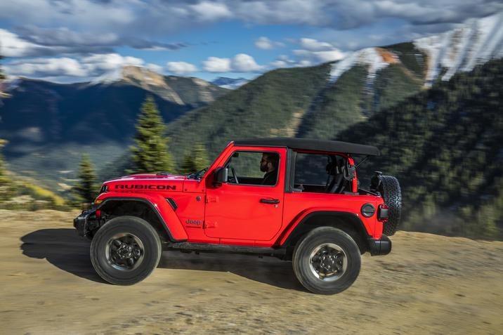 Kokomo Area Jeep dealership - 2019 Jeep Wrangler