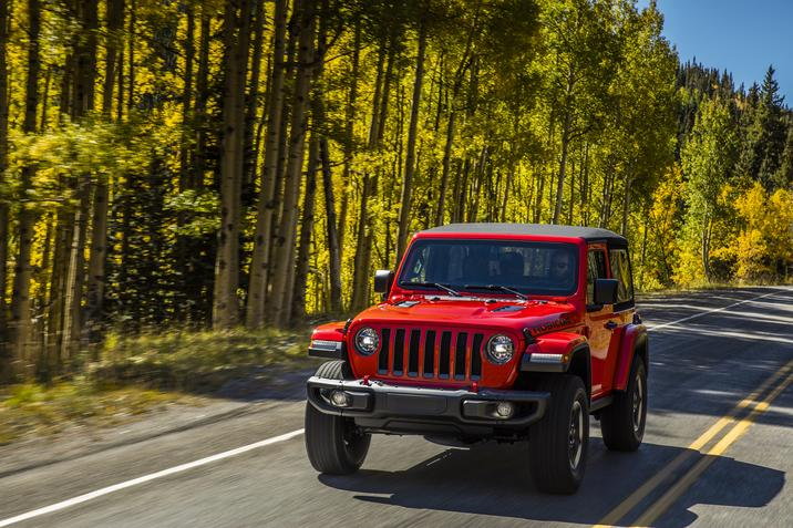Antioch Illinois - 2019 Jeep Wrangler