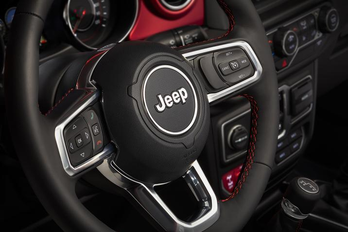 Thornton Area - 2019 Jeep Wrangler's Interior