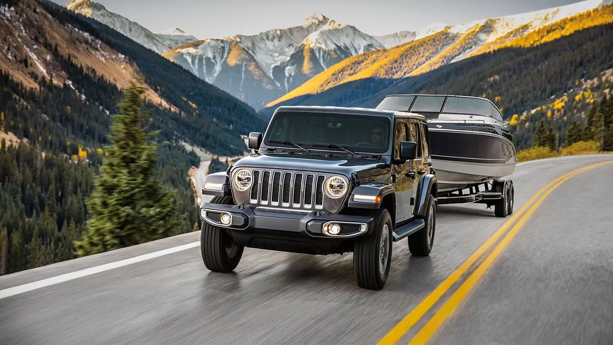 Antioch IL - 2019 Jeep Wrangler's Overview
