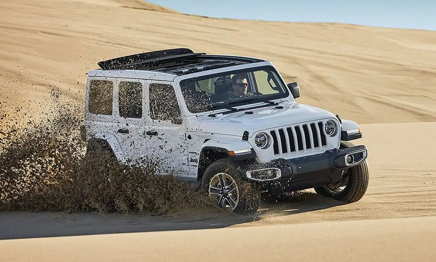 Dubuque Area Jeep Dealership - 2019 Jeep Wrangler