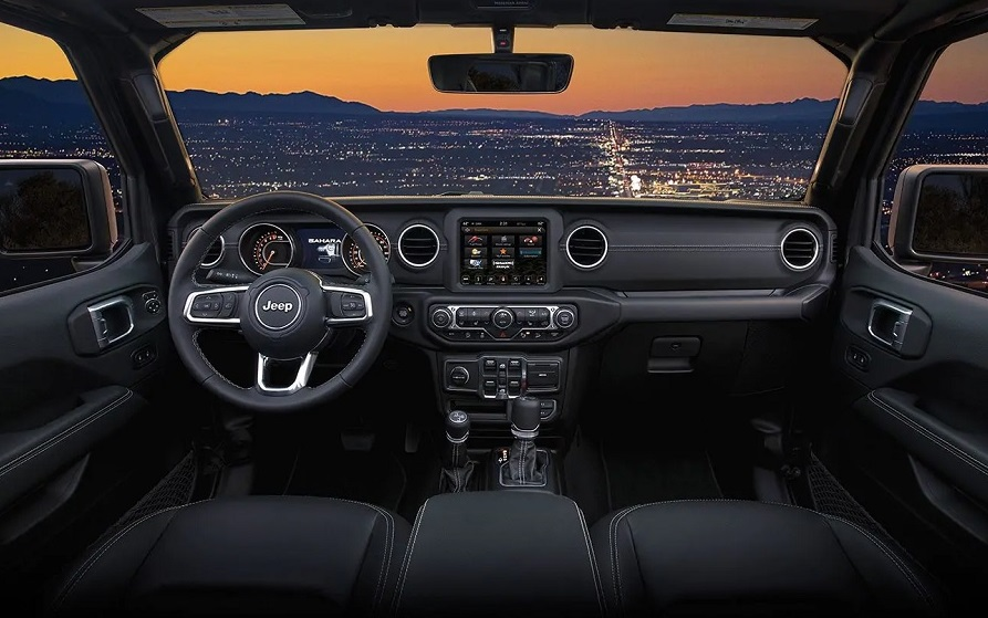 Antioch Illinois - 2019 Jeep Wrangler's Interior