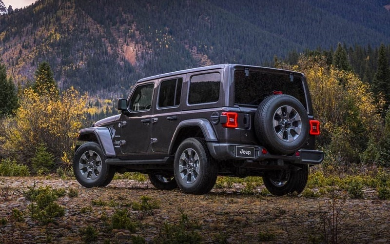 Lexington NC - 2019 Jeep Wrangler's Exterior