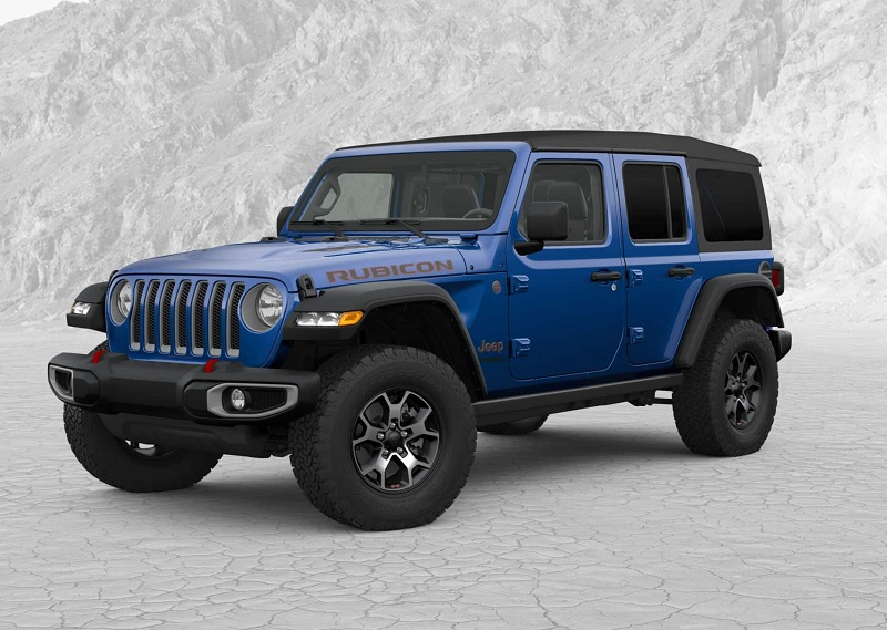 Kernersville NC - 2019 Jeep Wrangler's Mechanical