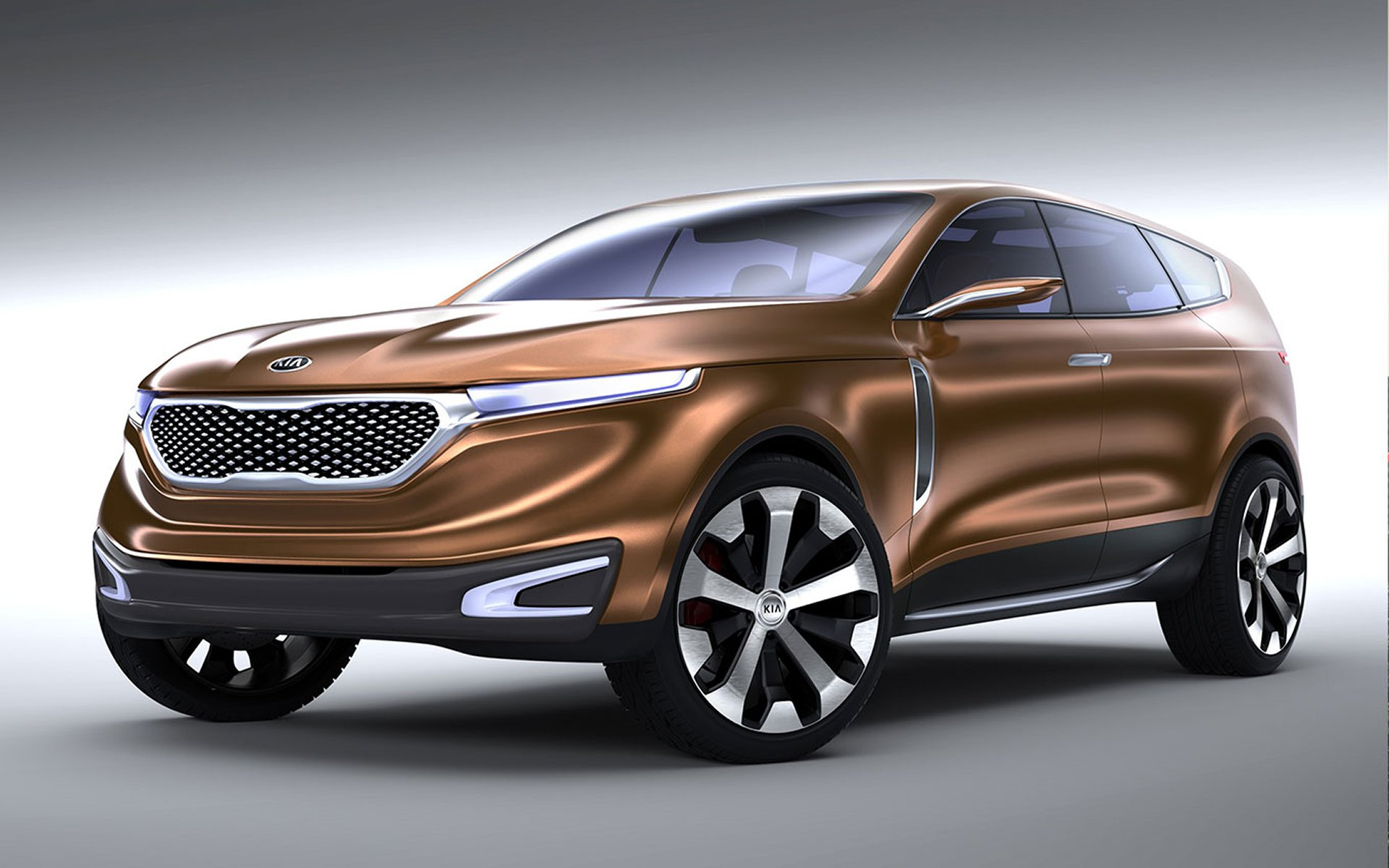 Colorado Dealer - KIA CROSS GT Concept's Overview