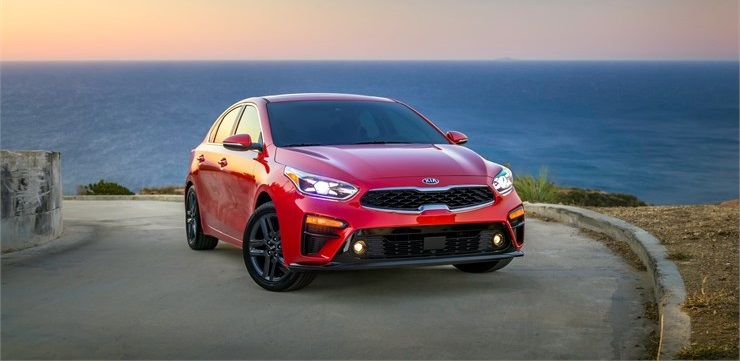 High Point Area 2019 Kia Forte