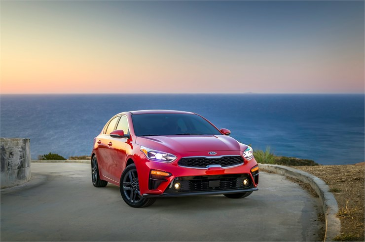 Cary NC - 2019 Kia Forte's Overview