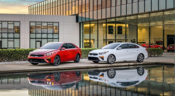 High Point NC - 2019 Kia Forte's Overview