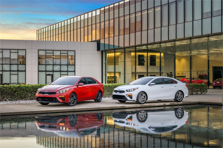 Burlington Area - 2019 Kia Forte's Overview