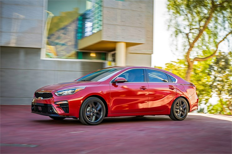 Denver Review 2020 Kia Forte