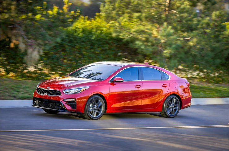 Centennial CO - 2019 Kia Forte's OVERVIEW