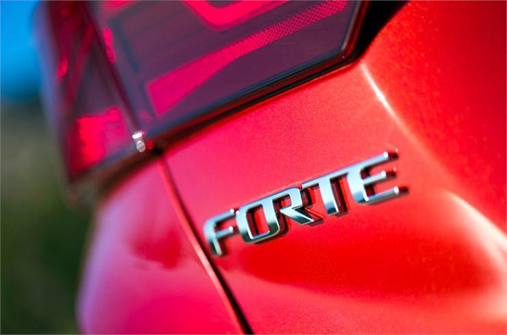 Greensboro NC - 2019 KIA Forte's Exterior